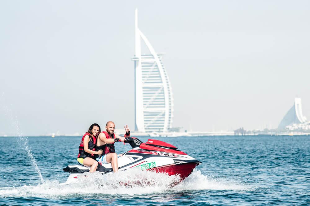 burj al arab jet ski tour