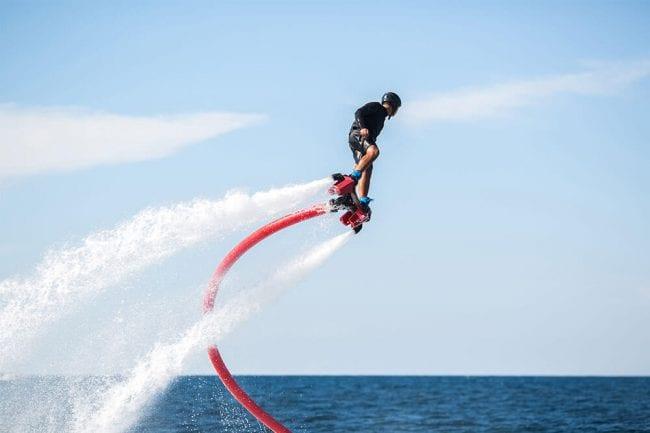 Flyboard in dubai