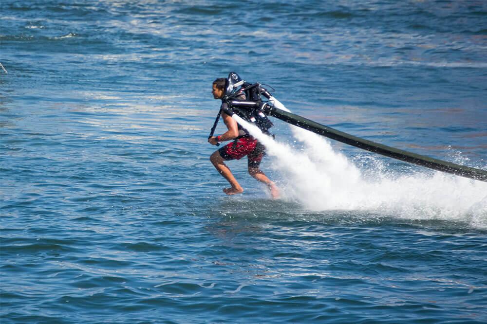 water jetpack dubai