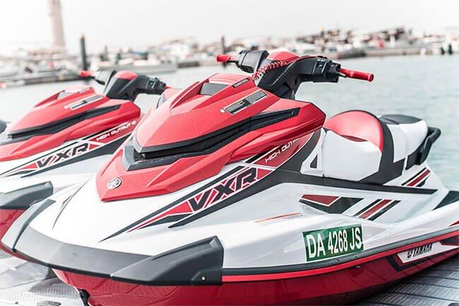 Yamaha VX-R 1800cc Jet Ski